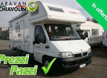 Caravans International Riviera Garage Camper  Mansardato Usato