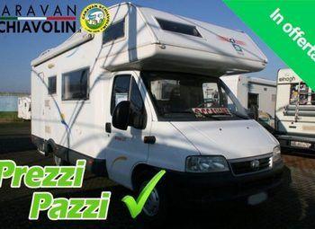 Caravans International Ci Riviera Gt Camper  Mansardato Usato