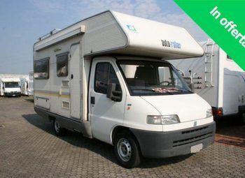 Foto Caravans International Ci Autoroller  2 Camper  Mansardato Usato