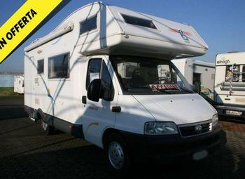 Caravans International Ci Riviera Gt Camper  Altro Usato