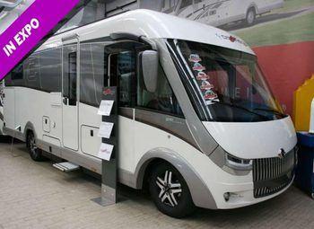 Foto Carthago C Line I 5.0 Qb Superior Cambio Automatico Camper  Motorhome Nuovo