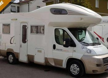 Foto Caravans International Mizar Garage Living Camper  Altro Usato