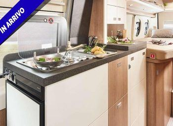 Malibu Van First Class - Two Rooms 640 Le Rb Camper  Altro Nuovo