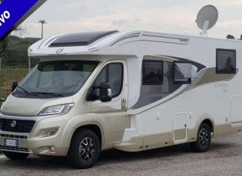 Caravans International Riviera 65 Xt Elite Edition Camper  Parzialmente Integrato Usato