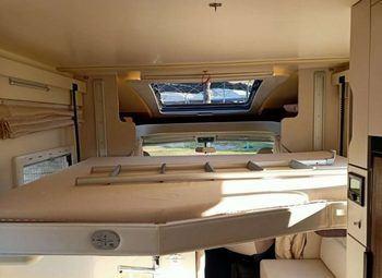Caravans International Riviera 65 Xt Elite Edition Camper  Parzialmente Integrato Usato - foto 8