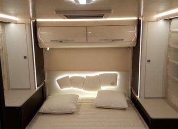 Caravans International Riviera 65 Xt Elite Edition Camper  Parzialmente Integrato Usato - foto 13