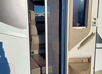Caravans International Riviera 65 Xt Elite Edition Camper  Parzialmente Integrato Usato - foto 4