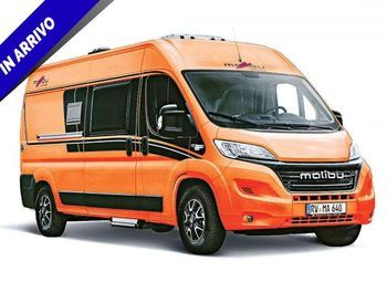 Malibu Van Compact 540 Db Camper  Altro Nuovo