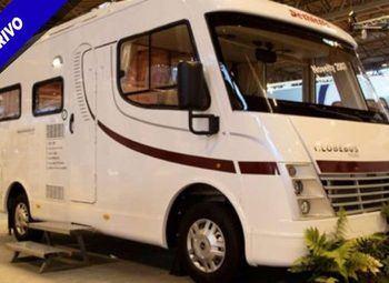Dethleffs Globebus 3 Luxus Camper  Motorhome Usato