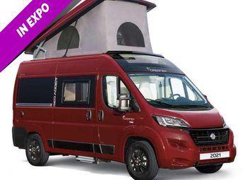 Foto Dreamer D43 Up Red Addict Camper  Altro Nuovo