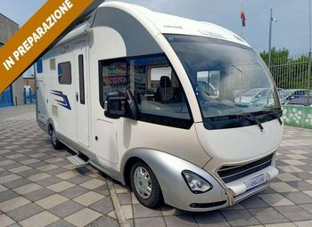 Foto Others-andere Eura Mobil Terrestra 660 Hb Camper  Motorhome Usato