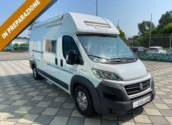 Dreamer Family Van Select Camper  Altro Usato
