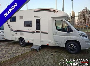 Giottiline Siena 385 Camper  Parzialmente Integrato Nuovo