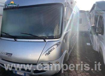 Foto Frankia Compact Sd 640 Camper  Motorhome Usato