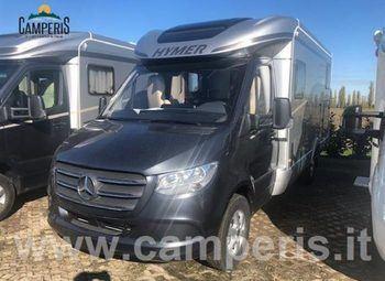 Foto Eriba Hymer Hymer  Bmc-t 580 One Edition Camper  Motorhome Km 0