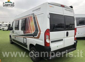 Weinsberg Carabus 601mq Fire Ed Camper  Parzialmente Integrato Km 0 - foto 3