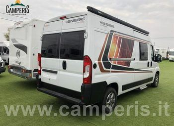 Weinsberg Carabus 601mq Fire Ed Camper  Parzialmente Integrato Km 0 - foto 4