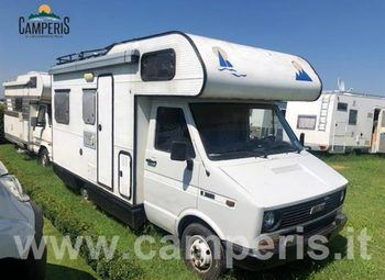 Foto Others-andere Safariways Safariways Ulisse X Commercianti Camper  Mansardato Usato