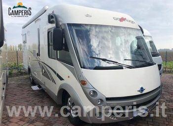 Foto Carthago Chic C Line 4.8 Camper  Motorhome Usato