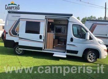 Foto Knaus Carabus 601 Mq Fire Edition ----promo Camper  Furgone/van Usato