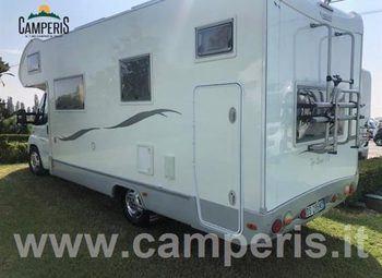 Foto Mobilvetta Top Driver 71 Camper  Parzialmente Integrato Usato