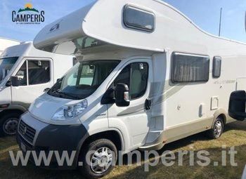 Foto Caravans International Ci Elliot Garage Camper  Mansardato Usato