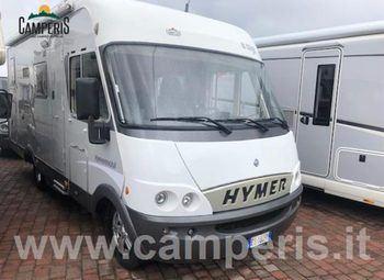 Foto Eriba Hymer Hymer B Klasse 524 Camper  Motorhome Usato