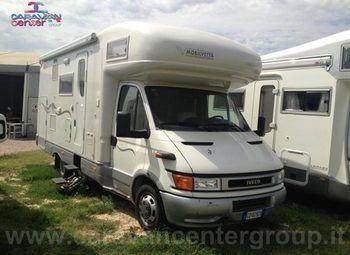 Foto Mobilvetta Icaro S 11 Camper  Mansardato Usato