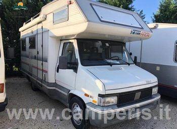 Foto Arca Camper 401 T Per Commercianti Camper  Mansardato Usato
