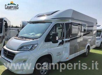 Foto Carado Gmbh Carado T 334 St. 2018 Camper  Parzialmente Integrato Usato