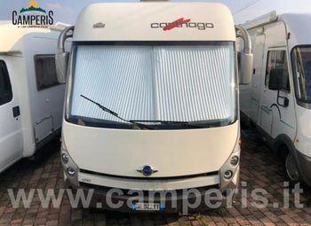 Foto Carthago Chic E-line I 47 Camper  Motorhome Usato