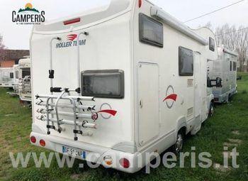 Foto Others-andere Caravan International Roller Team Autoroller 2 Camper  Mansardato Usato