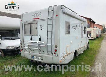 Foto Arca Camper P 674 Slx Camper  Parzialmente Integrato Usato