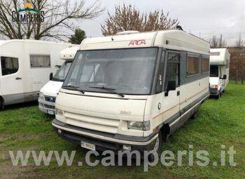 Foto Arca Camper America 618 Per Commercianti Camper  Motorhome Usato