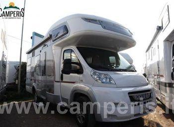 Foto Eriba Hymer Hymer Camp 614 Sl Camper  Mansardato Usato