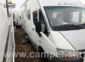 Foto Laika Rexosline 721 Camper  Motorhome Usato