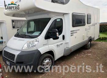 Foto Caravans International Elliot Garage Camper  Mansardato Usato