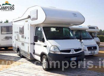 Foto Knaus Sport Traveler 600 Camper  Mansardato Usato