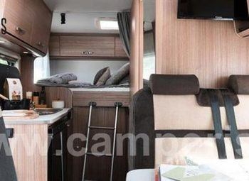 Carado Gmbh Carado V132 Camper  Parzialmente Integrato Km 0 - foto 15