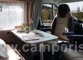 Carado Gmbh Carado V132 Camper  Parzialmente Integrato Km 0 - foto 13