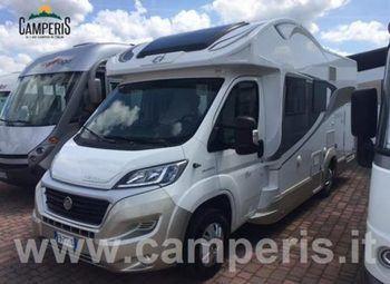 Foto Caravans International Ci Riviera 95 Xt Camper  Parzialmente Integrato Usato