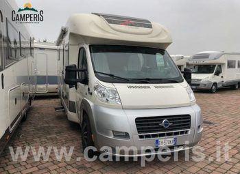 Foto Carthago Chic C Line T Plus 4.8 Camper  Parzialmente Integrato Usato