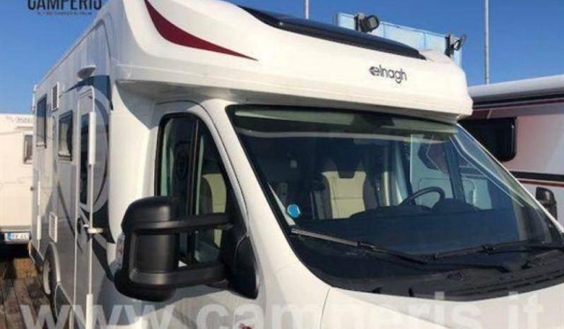 Elnagh Baron 565 Versione Camperis Camper  Parzialmente Integrato Km 0 - foto 2