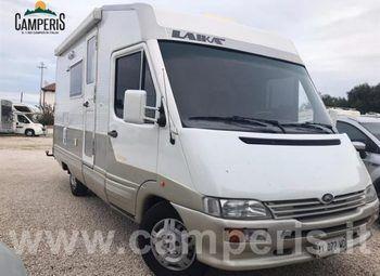 Laika Ecovip 500l Camper  Motorhome Usato