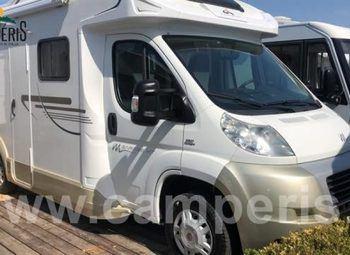 Foto Caravans International Ci Magis Garage Xt Camper  Parzialmente Integrato Usato
