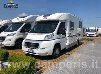 Adria Italia Sport S 577sc Camper  Parzialmente Integrato Usato