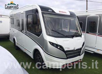 Foto Dethleffs Globebus I 1 Camper  Motorhome Usato