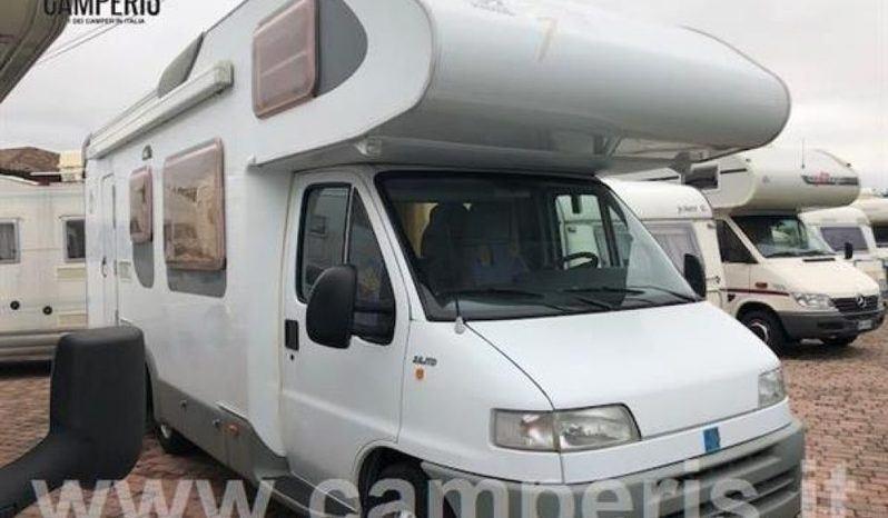 Knaus Sun Traveller Camper  Mansardato Usato