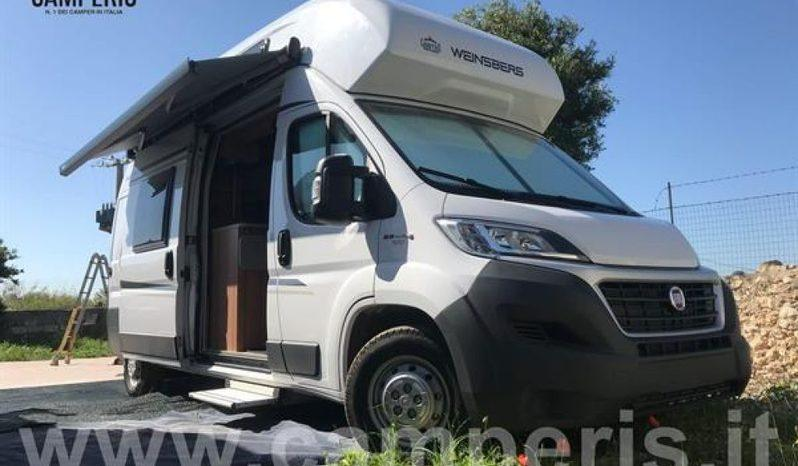 Weinsberg Carabus 601 Mqh Camper  Furgone/van Usato