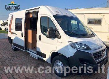 Foto Weinsberg Carabus 600 Mq Promo Camper  Furgone/van Usato